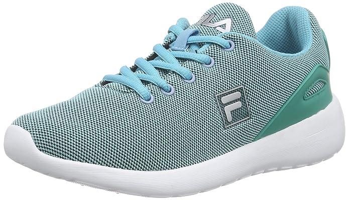 Fila Fury Run Sneakers Damen Grün