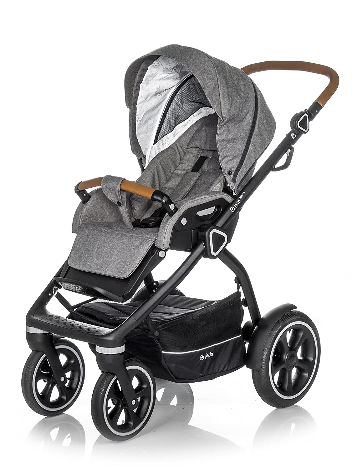 Baby stroller Jedo: photo and review of models, reviews 52