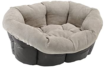 Ferplast sofá Prestige 6 cojín Gato y Perro Cama Cubierta/Tejido sintético, 73 x 55 x 27 cm, Color Granate: Amazon.es: Productos para mascotas
