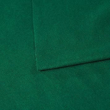 Mantel de Billar Fieltro Billiard Cloth Pool Table Felt para el tamaño 6, 7 or 8 Foot Color International Green: Amazon.es: Deportes y aire libre