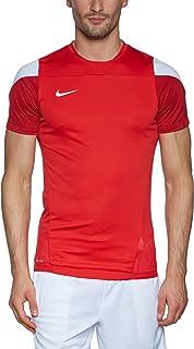Nike, Maglietta a Maniche Corte Uomo Squad Maglia da Allenamento