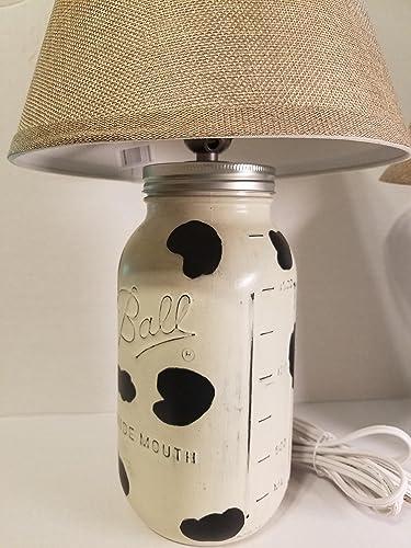 Cow Lamp