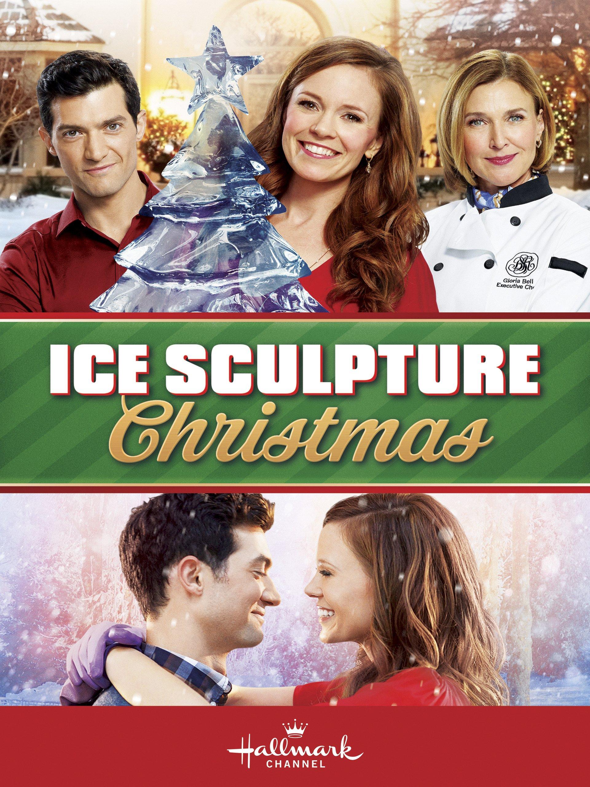 Amazon.com: Ice Sculpture Christmas: David Alpay, Rachel Boston ...