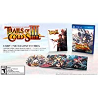 Deals on The Legend of Heroes: Trails of Cold Steel III PlayStation 4