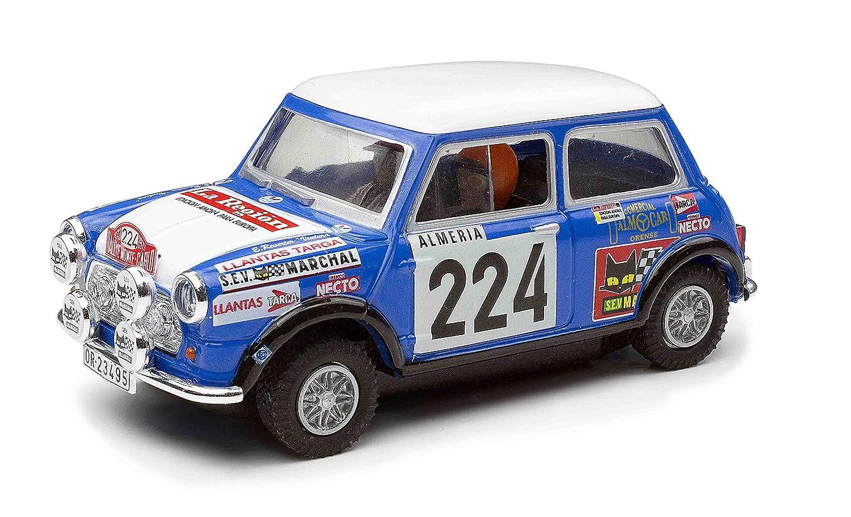 Scalextric Original Mini Cooper vehículo Fabrica de Juguetes AS