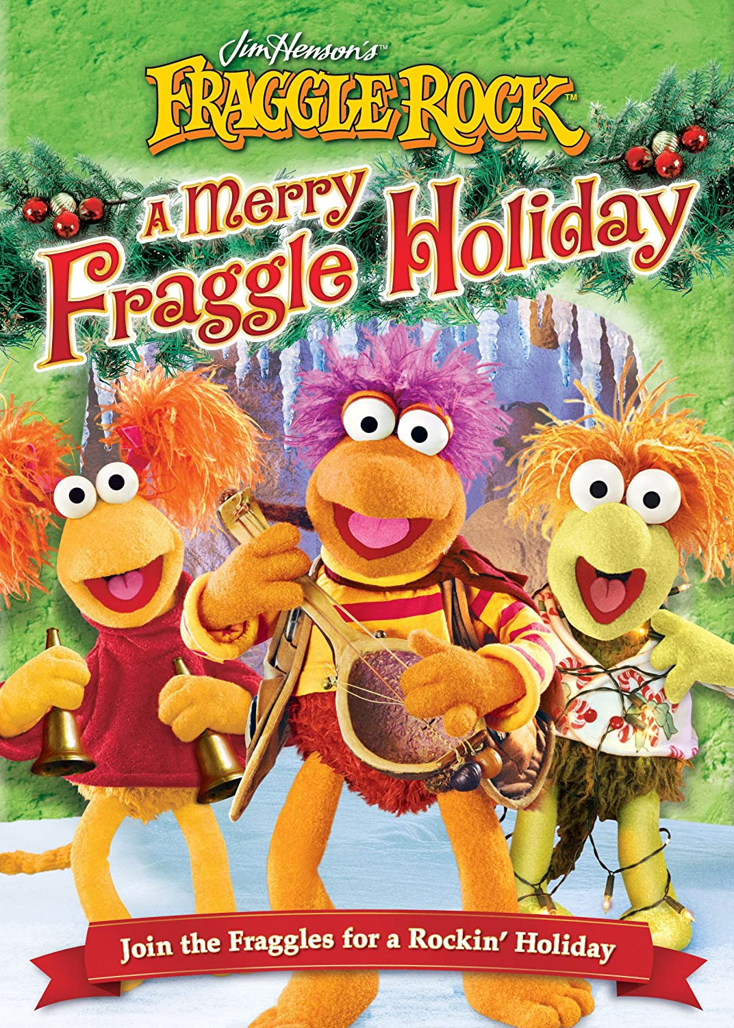 Amazon.com: Fraggle Rock: Merry Holiday: Fraggle Rock: Movies & TV