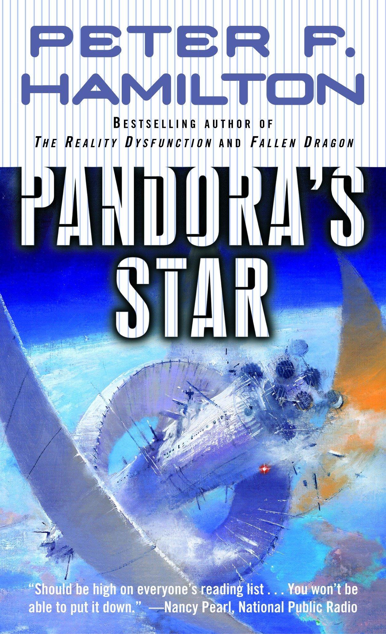 Pandora's Star (The Commonwealth Saga, Band 1)