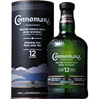 Connemara 12 Ans Peated Single Malt Irish Whiskey, Single Malt Tourbé (1 x 0.7l)
