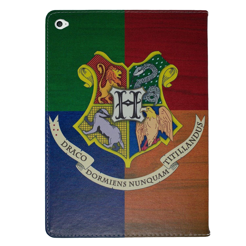 Gryffindor iCHOOSE Apple iPad Air Protective PU Leather Smart Flip Cover iPad 5 Folio Harry Potter Houses Case