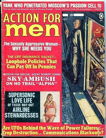 do men like aggressive women