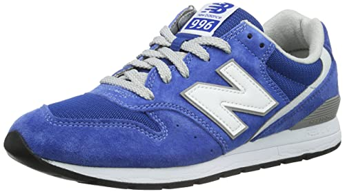 New Balance Men s 996 Low-Top Sneakers  Amazon.co.uk  Shoes   Bags 9ee9fd2498c3