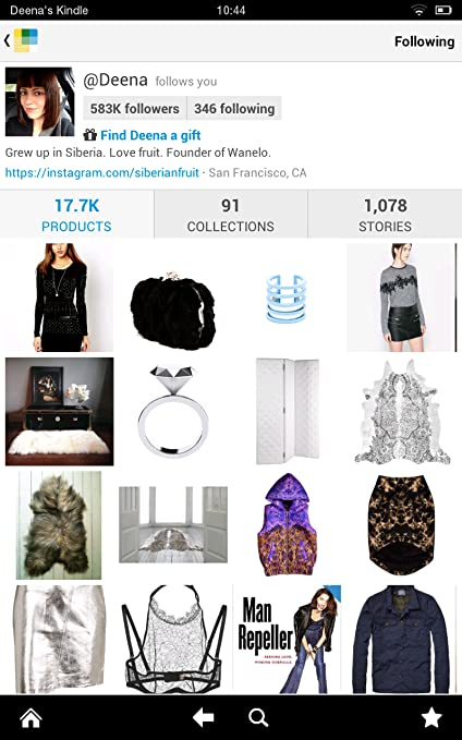 Amazon.com  Wanelo  Appstore for Android eb22937f6
