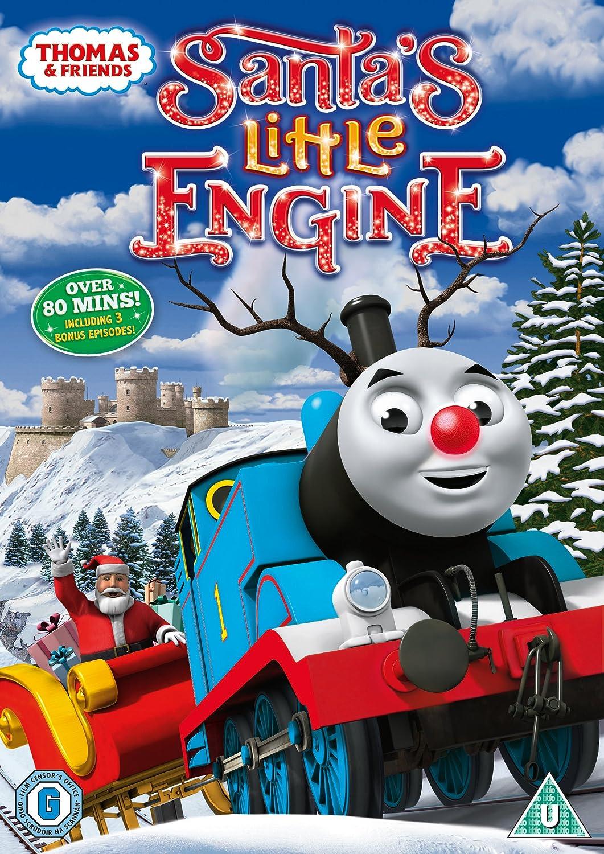 Thomas & Friends: Santa's Little Engine [DVD]: Amazon.co.uk: Mark ...