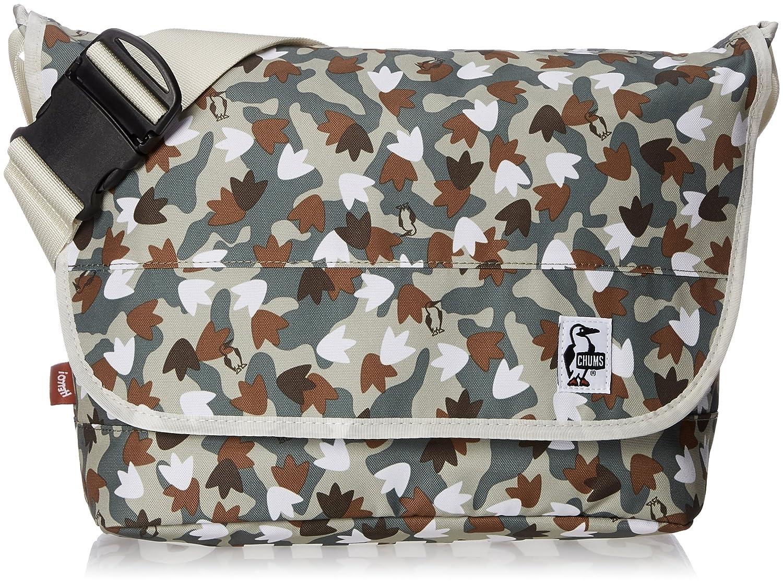 [チャムス] メッセンジャーバッグ Eco Logo Messenger Bag CH60-2326-2585-00 B0757PQ39W 17F Foot Camo 17F Foot Camo