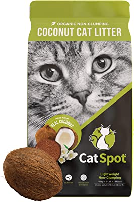 CatSpot Litter Coconut Cat Litter