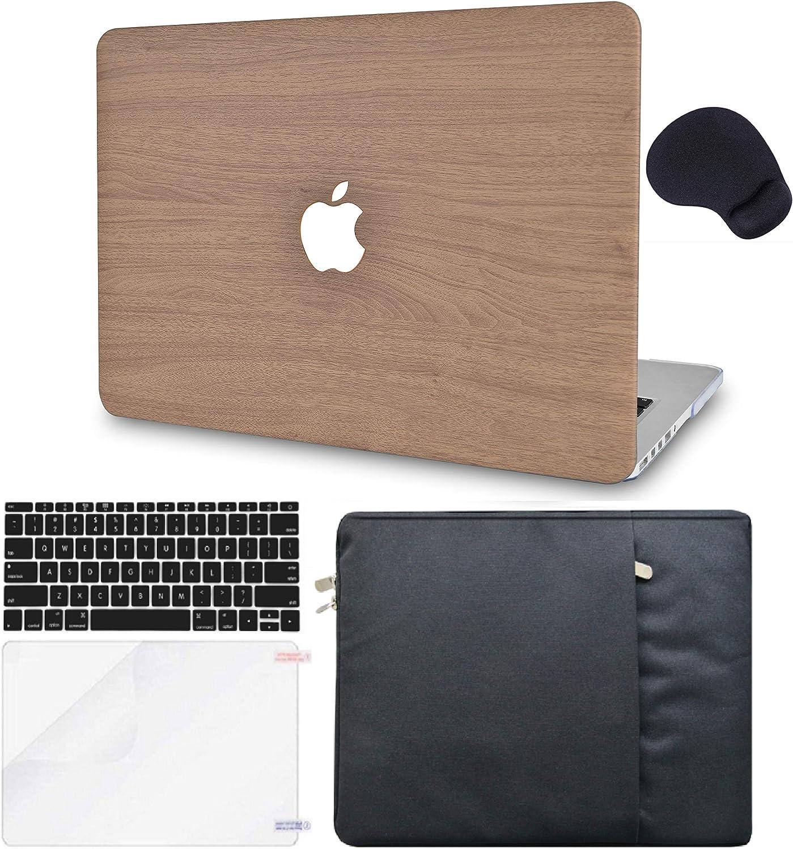 LuvCase 5 in 1 Laptop Case Compatible withMacBookAir 11