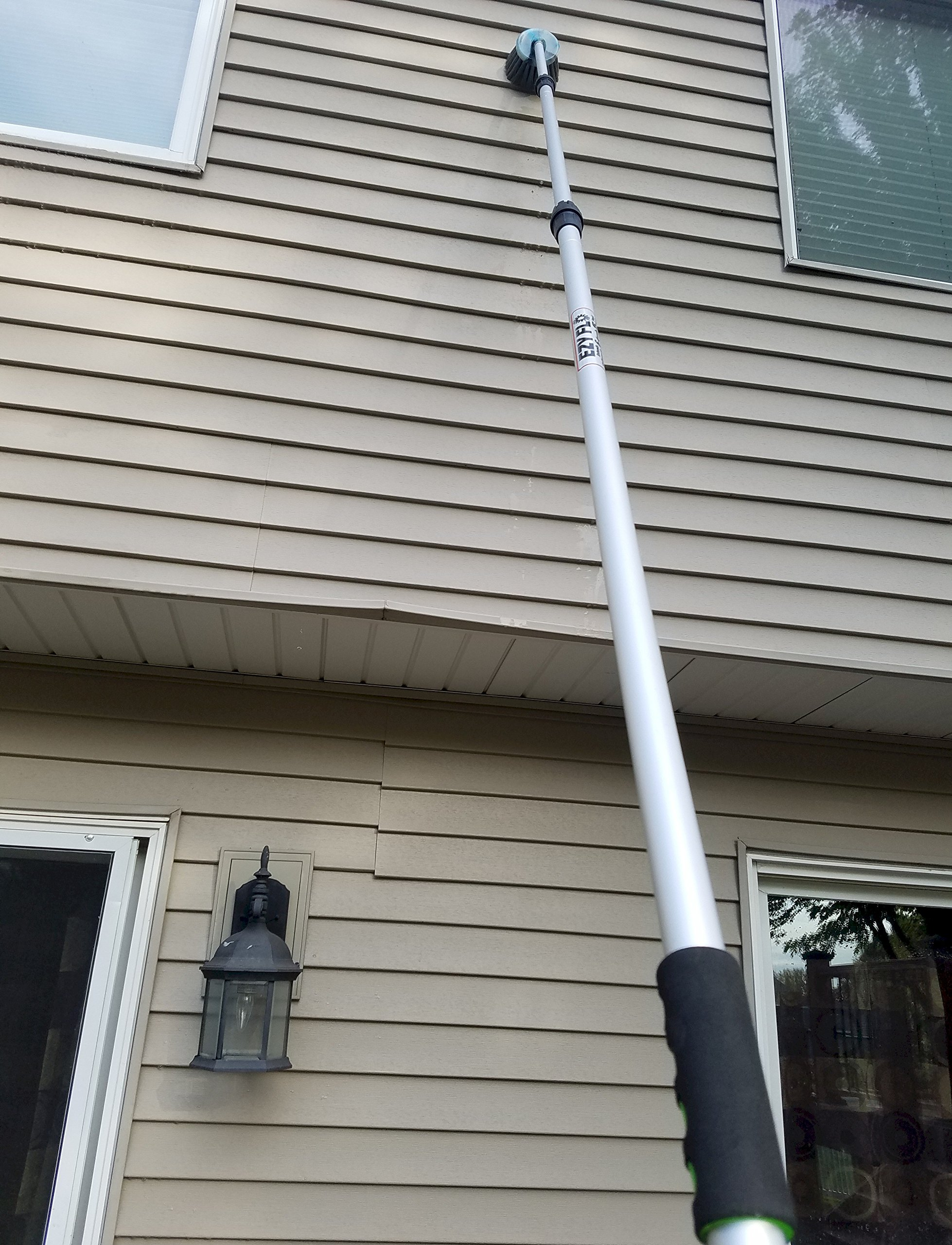 Ezy Flo Deluxe High Reach Gutter/Window/Patio Cleaning Kit by Ezy Flo (Image #11)