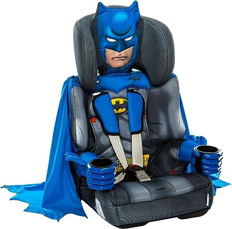 funda silla coche superheroes