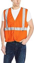 Wolverine Mens Roadside Hi-Vis Vest