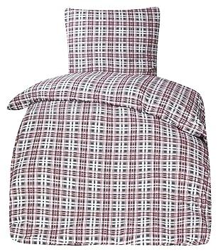 Luxus Interlock Jersey Bettwäsche 135x200 80x80 100 Baumwolle