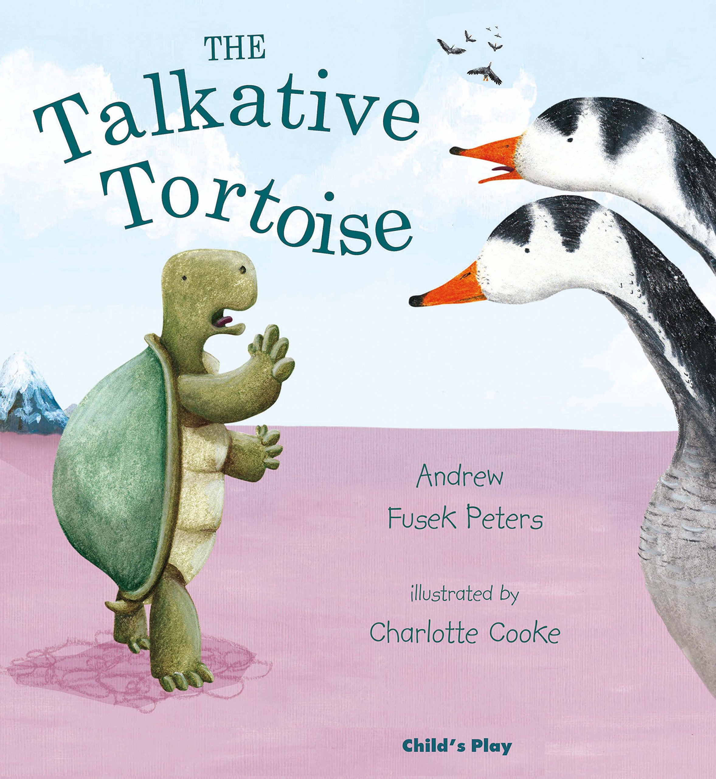The Talkative Tortise (Traditional Tales with a Twist)