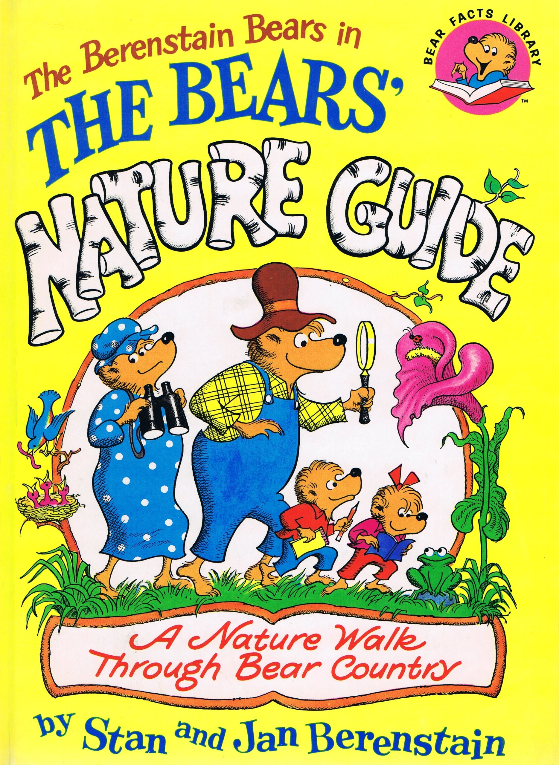 Image result for The Berenstain Bears Nature Guide.