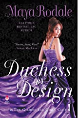 Duchess by Design: The Gilded Age Girls Club Kindle Edition
