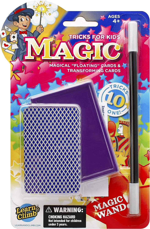 Learn /& Climb Mini Magic Magic Cards Tricks for Kids