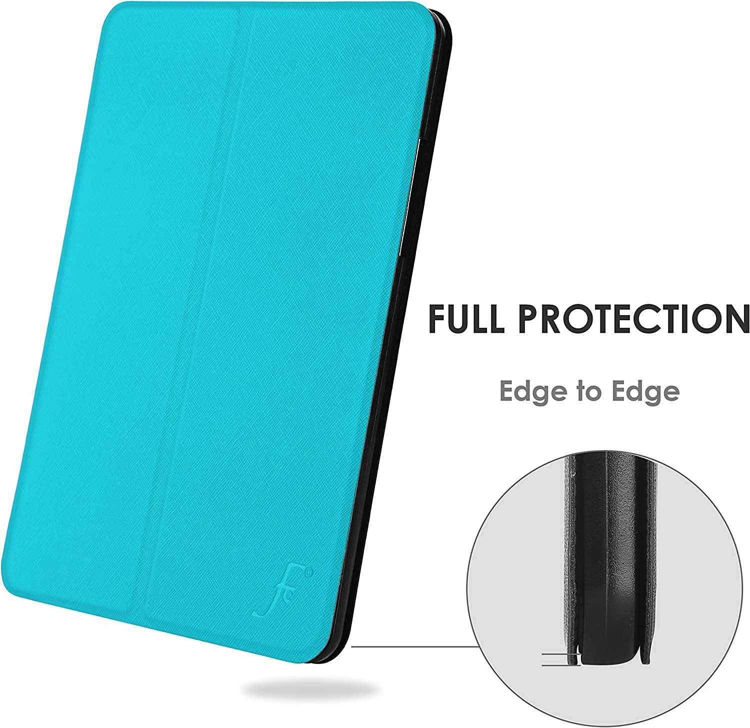 Ultra Slim Lightweight with full device protection Forefront Cases/® Lenovo Tab 4 8 Clam Shell Case Cover Stand NAVY BLUE STYLUS