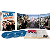 The Marx Brothers Silver Screen Collection (The Cocoanuts / Animal Crackers / Monkey Business / Horse Feathers / Duck Soup) [