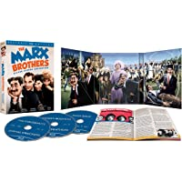 The Marx Brothers Silver Screen Collection (The Cocoanuts / Animal Crackers / Monkey Business / Horse Feathers / Duck…