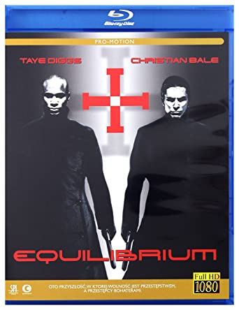 Equilibrium Blu-Ray Region Free IMPORT No hay versión española ...