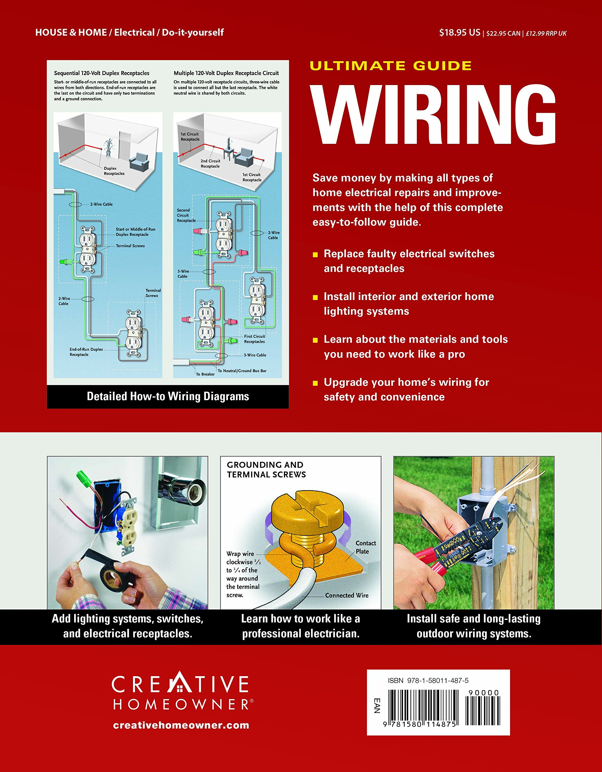 91RtS1Ce1tL ultimate guide wiring (home improvement) editors of creative  at soozxer.org