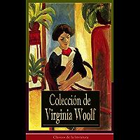 Colección de Virginia Woolf: Clásicos de la literatura