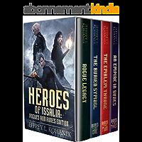 Heroes of Issalia: An Epic Fantasy Saga (Runes Complete Series & Prequel) (English Edition)