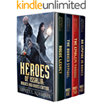 Heroes of Issalia: An Epic Fantasy Saga (Runes Complete Series & Prequel)