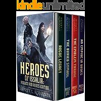 Heroes of Issalia: An Epic Fantasy Saga (Runes Complete Series & Prequel)