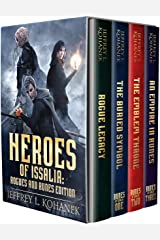 Heroes of Issalia: An Epic Fantasy Saga (Runes Complete Series & Prequel) Kindle Edition