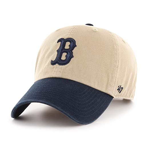 huge selection of 8cf65 6d38c ... clean up cap mens hats team caps rfcvnwx 8da02 33c93  uk image  unavailable. image not available for. color 47 brand boston red sox two