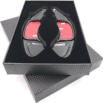 H-Customs Dsg Shifters Padlle Shifter Comandi Del Cambio Jack Di Spostamento Shift Paddle Carbon Look