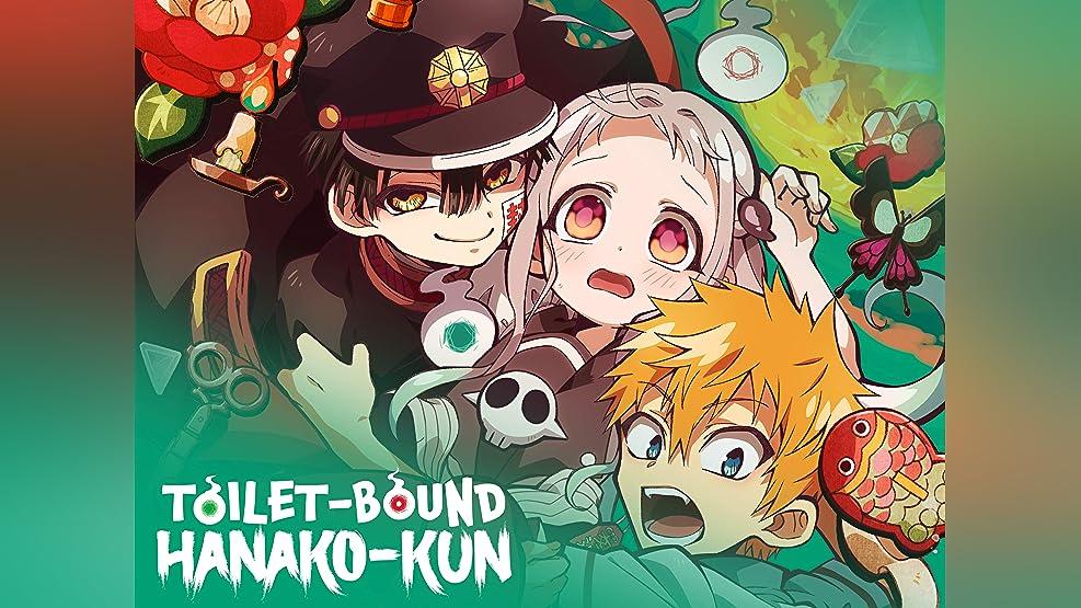 Toilet-bound Hanako-kun (Simuldub)