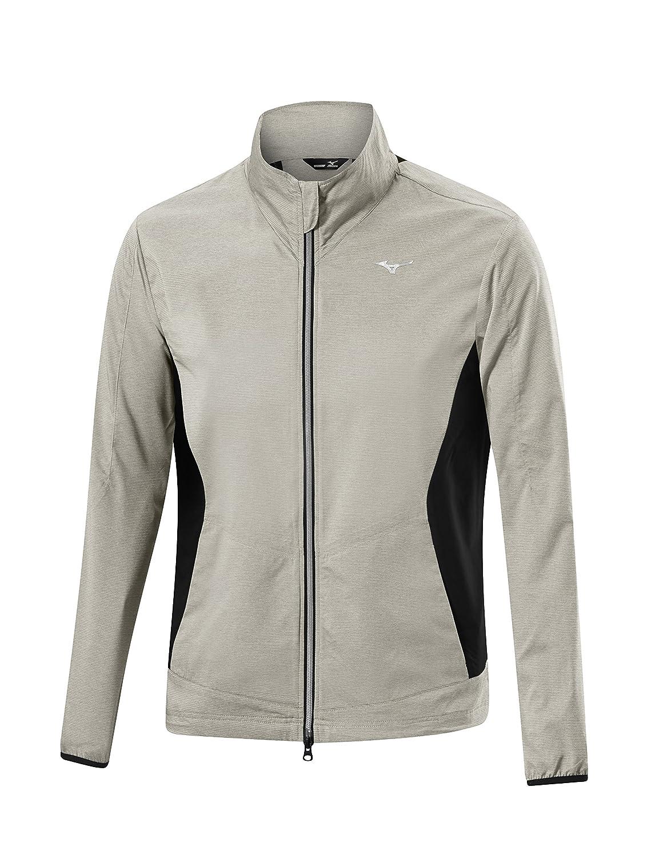 Vapour Silver L Mizuno Men's Light Weight Jacket