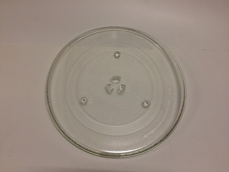 Plato microondas Whirlpool Original para JT 355 WH, JT 360 WH, JT ...