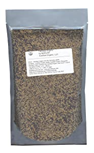 The Sprout House Ed's Mix Certified Organic Non-gmo Sprouting Seeds -Certified Organic Alfalfa, Fenugreek, Broccoli, Clover 1 Pound