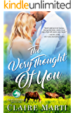 The Very Thought of You: A second-chance opposites-attract romance (Pacific Vista Ranch Book 2)