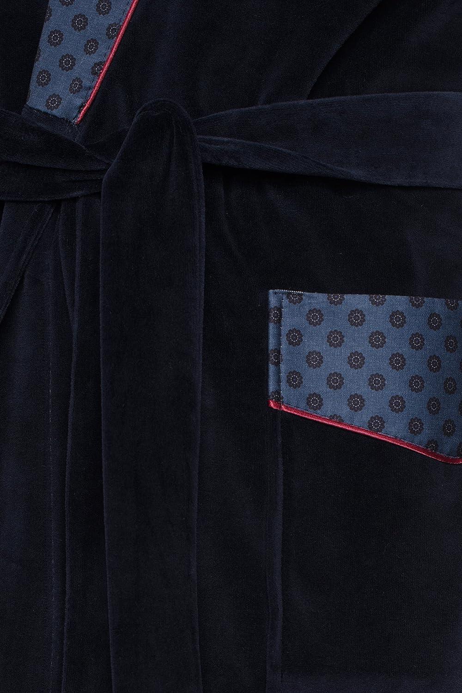 Revise Vasco RE-104 Herren Bademantel auf 80/% Baumwolle