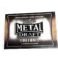 $123 » 2020 Leaf Metal Draft Football Sealed Box