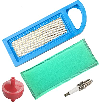 Amazon com : Panari Air Fuel Filter Spark Plug Tune Up Kit for