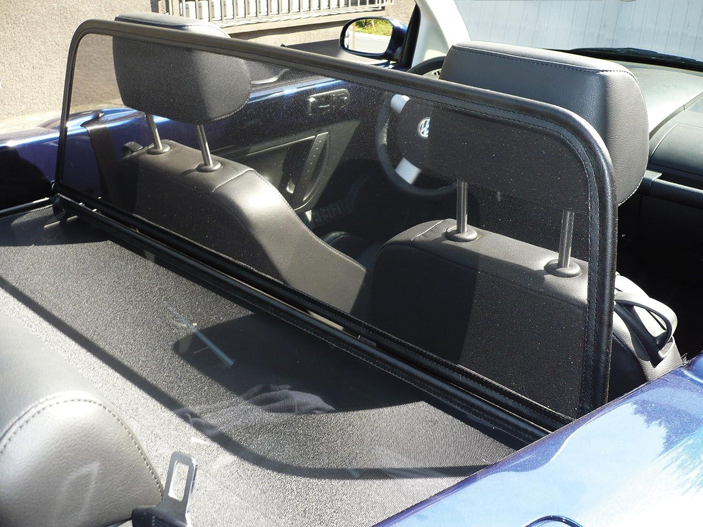 Autostyle Wieland 1086 Custom-Fit Cabrio Wind Shield