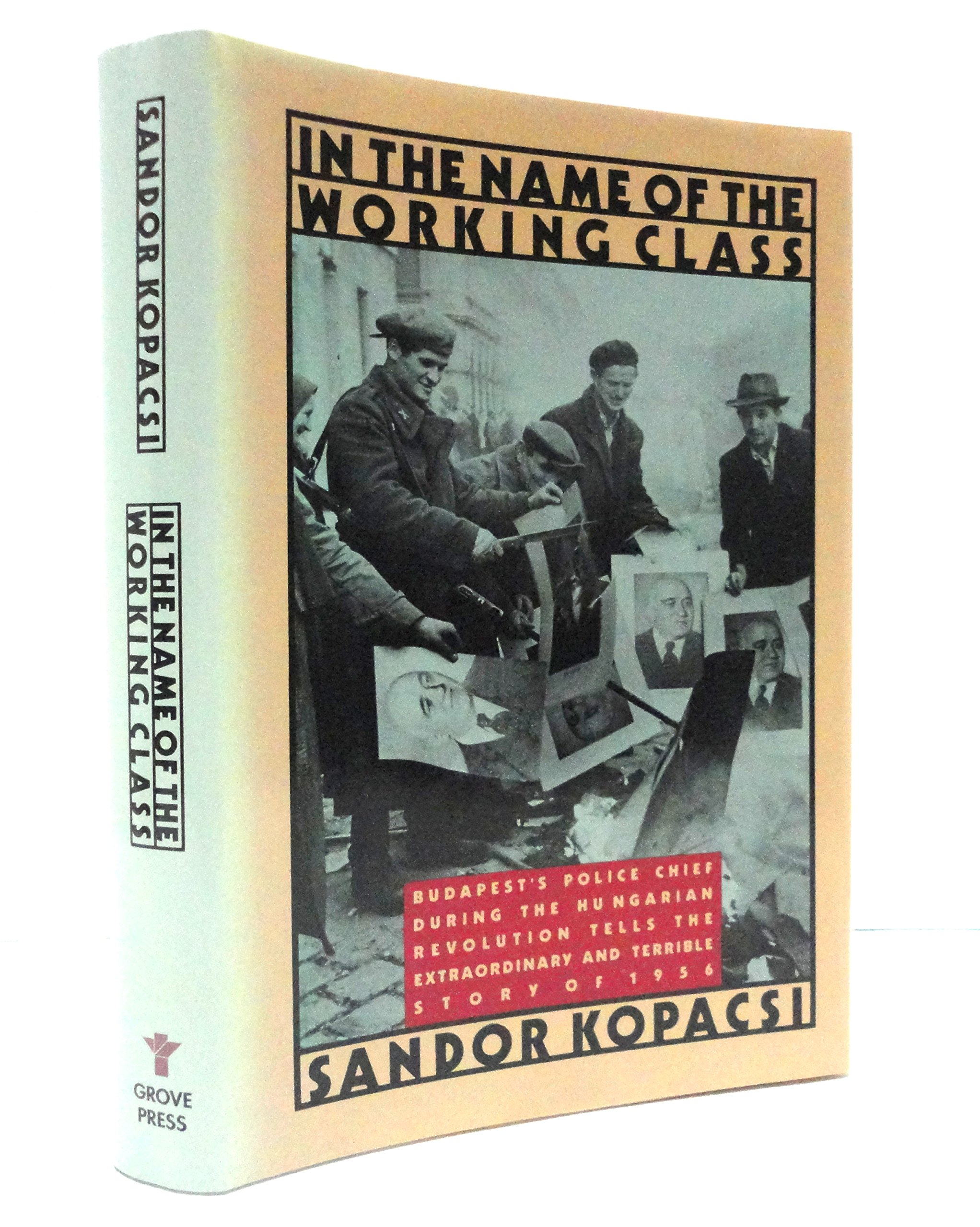 In the Name of the Working Class: The Inside Story of the Hungarian Revolution